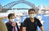 La capitale australienne décrète l'état d'urgence de santé