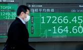 Les Bourses tanguent en Asie-Pacifique, malgré les banques centrales