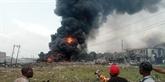 Au moins 17 morts dans une très forte explosion à Lagos