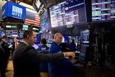 À Wall Street, le Dow Jones s'écroule de 13%, sa pire chute depuis 1987