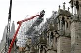 Le chantier de Notre-Dame suspendu, nouveau contretemps