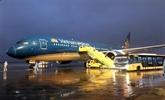Vietnam Airlines prête à transporter les passagers vietnamiens en Europe rentrant chez eux