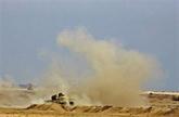 Deux roquettes frappent une base militaire près de Bagdad