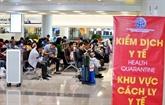 COVID-19 : les passagers des pays de l'ASEAN soumis à une quarantaine obligatoire