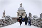 Coronavirus : Londres promet de soutenir son économie