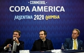 COVID-19 : la Copa America de football aussi reportée à 2021