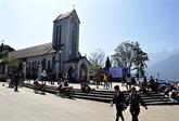 COVID-19 : Sa Pa suspend l'accueil des touristes