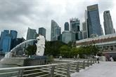 Le nombre de croisiéristes en baisse de 52% à Singapour