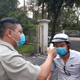 COVID-19 : modèles de confinement à Hô Chi Minh-Ville