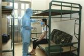 Le Vietnam garantit la qualité de ses centres de confinement