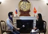 Lambassade du Vietnam en Russie fait face à lépidémie de COVID-19