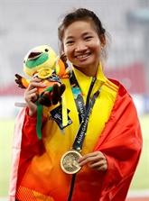 Nguyên Thi Oanh, la fille en or de lathlétisme