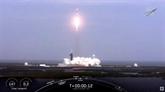 Premier vol habité de la capsule Dragon vers l'ISS prévu en mai