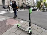 Lime retire ses trottinettes électriques des États-Unis et d'Europe