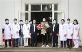 COVID-19 : le 18e patient est sorti de l'hôpital