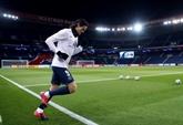 Paris SG : Cavani de retour en Uruguay