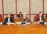 Le chef du Parti exhorte à redoubler d'efforts contre le COVID-19