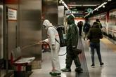 L'Italie dépasse 4.000 morts, des États américains en confinement