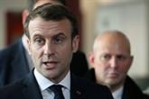 Confiance : la cote de Macron bondit (+13) en pleine crise sanitaire
