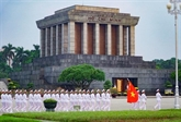 Le Mausolée de Hô Chi Minh ferme la porte à partir du 23 mars