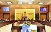 La 43e réunion du Comité permanent de l'AN débute le 23 mars