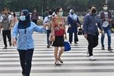 Deuxième vague de contaminations en Asie qui intensifie ses efforts