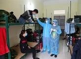 COVID-19 : le nombre de cas confirmés au Vietnam s'élève à 106
