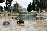 Virus : l'esplanade des Mosquées à Jérusalem fermée aux fidèles