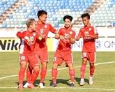 Le Club de HCM-Ville figure parmi les 100 meilleures équipes d'Asie