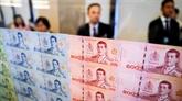 La Banque de Thaïlande injecte 3 milliards de dollars sur le marché financier thaïlandais
