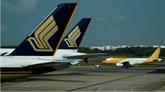 Singapore Airlines immobilise la majorité de sa flotte