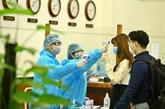 Un autre cas de COVID-19 signalé au Vietnam