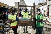 L'Afrique du Sud ordonne le confinement, couvre-feu au Sénégal et en Côte d'Ivoire