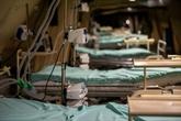 À Mulhouse, l'hôpital militaire prêt à recevoir ses premiers malades du coronavirus