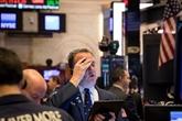 À Wall Street, le Dow Jones accélère sa chute et perd 4%