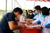 Des étudiants en médecine se joignent au combat