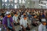 Indonésie : la police portera plainte contre ceux qui tiennent des rassemblements de masse
