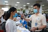COVID-19 : baisse du nombre de patients dans les hôpitaux de Hô Chi Minh-Ville
