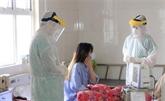 COVID-19 : l'état de santé de la majorité des patients est stable