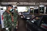 La Thaïlande bloque des provinces bordant la Malaisie et le Myanmar