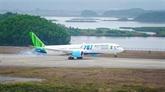 Le vol de Bamboo Airway pour transporter les citoyens européens chez eux