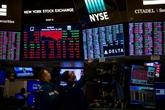À Wall Street, le Dow Jones flambe de plus de 11%, plus forte hausse depuis 1933