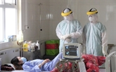Examen du traitement des patients à l'Hôpital central des maladies tropicales 