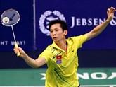 Badminton : le Vietnam aura deux sportifs qualifiés pour les JO de Tokyo