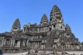 Cambodge : le nombre de touristes à Siem Reap est tombé à presque zéro