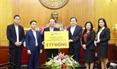 COVID-19 et sécheresse : plus de 34 milliards de dôngs mobilisés à Hô Chi Minh-Ville