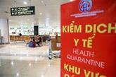 Suspension du transport des citoyens vietnamiens de l'étranger à Hanoï