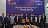 Coopération stratégique entre Metfone et la succursale de la MB au Cambodge