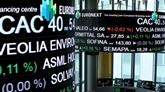 La Bourse de Paris de nouveau dans le rouge, les États-Unis inquiètent
