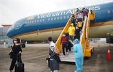 Vietnam assiste toujours ses citoyens bloqués dans des aéroports étrangers